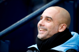 "J. Guardiola: J. Tebasas pavydi ""Man City"""