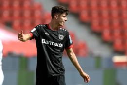 """""""Bayern"""" traukiasi iš kovos dėl K. Havertzo"""