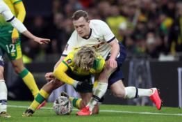 """O. Skippas susiejo savo ateitį su """"Tottenham"""""""