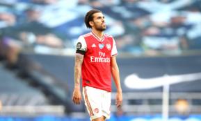 """""""AC Milan"""" įsitraukė į kovą dėl D. Ceballoso nuomos"""
