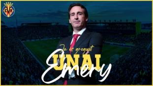 """""""Villarreal"""" oficialiai pristatė naują trenerį"""