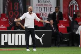 """AC Milan""pratęsėkontraktą su S.Pioli"