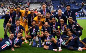 PSG iškovojo Prancūzijos taurę