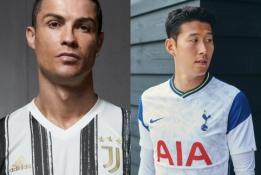 """""""Juventus"""" ir """"Tottenham"""" pristatė kito sezono aprangas"""