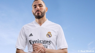 "Madrido ""Real"" pristatė 2020-21 m. sezono aprangas"