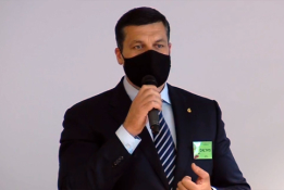 A. Pukelis neatmeta galimybės ateityje siekti LFF prezidento posto