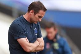 """F. Lampardas: """"Galime kaltinti tik patys save"""""""