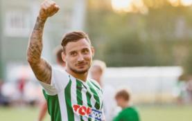 H. Videmontas – geriausias liepos mėnesio A lygos futbolininkas