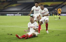 """""""Sevilla"""" žengė į kitą Ispanijos Karaliaus taurės etapą"""