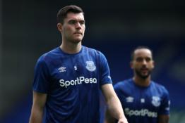 """M. Keane'as pasirašė naują kontraktą su """"Everton"""""""
