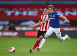 """Jaunasis A. Gordonas susiejo ateitį su """"Everton"""" klubu"""