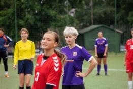 Įsibėgėja Moterų regioninės lygos debiutinis sezonas