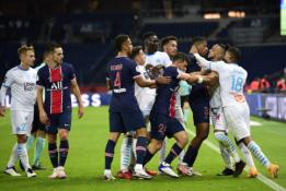 """Ligue 1"": PSG vis dar lieka be pergalių"