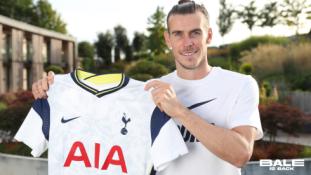 """Oficialu: G. Bale'as grįžta į """"Tottenham"""""""