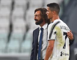 A. Pirlo: C. Ronaldo praleis mažiau svarbias rungtynes