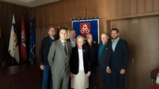 LFF vadovai džiaugiasi birštoniečių ambicijomis