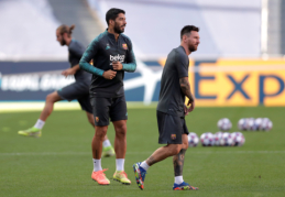 """L. Messi vėl metė akmenį į J. Bartomeu daržą: """"Luisai, tu nenusipelnei būti išmestas tokiu būdu"""""""