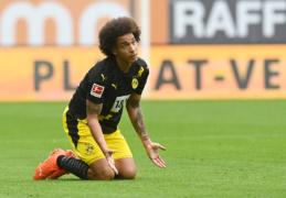 """""""Augsburg"""" sudavė antausį """"Borussia"""" ekipai"""