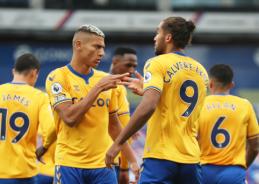 """""""Everton"""" tęsia pergalingą žygį naujajame """"Premier"""" lygos sezone"""