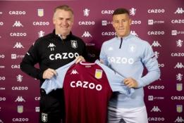 """Oficialu: R. Barkley sezoną praleis """"Aston Villa"""" gretose"""