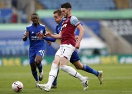 """""""Leicester"""" patyrė pirmąjį pralaimėjimą šiame sezone"""