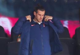 """""""Tottenham"""" pradėjo galvoti apie G. Bale'o įsigyjimą"""