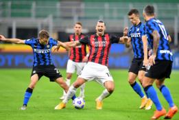 """Z. Ibrahimovičius vedė """"AC Milan"""" į pergalę miesto derbyje"""