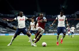"""""""Tottenham"""" namuose apmaudžiai prarado du taškus"""