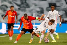 """Madrido """"Real"""" buvo arti stebuklo, tačiau patyrė skaudų pralaimėjimą prieš Donecko """"Shakhtar"""""""