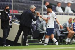 J. Mourinho: Heung-Min Sonas yra aukščiausios klasės žaidėjas