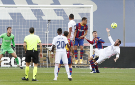 """Real"" parsiveža pergalę iš ""Camp Nou"""