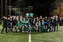 Lietuvos futbolo klubai dalyvavo žaliosiose dirbtuvėse