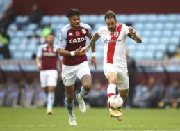 """""""Southampton"""" rezultatyviose rungtynėse nugalėjo """"Aston Villa"""" ekipą"""