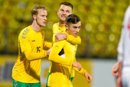 G. Sirgėdas atvedė Lietuvos rinktinę į pergalę draugiškose rungtynėse