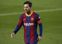 L. Messi gresia 12 rungtynių diskvalifikacija