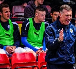 """2013 m. """"Leicester City"""" suolelį šildė H. Kane'as ir J. Vardy"""