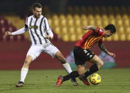 """""""Juventus"""" dar kartą prarado taškus Italijos čempionate"""
