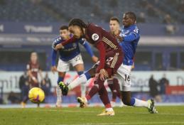 """""""Everton"""" patyrė dar vieną pralaimėjimą """"Premier"""" lygoje"""