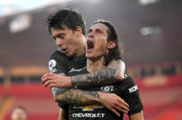 """""""Man Utd"""" vietoje E. Cavani gali pasikviesti portugalą"""