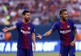 Ar Leonelis Messi vasarą paliks Barseloną?