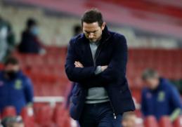 """F. Lampardas: """"Ši komanda dar nėra pasiruošusi kautis dėl aukščiausių pozicijų"""""""