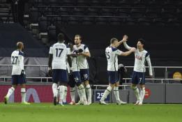"""""""Tottenham"""" žengė į """"Carabao"""" taurės finalą"""