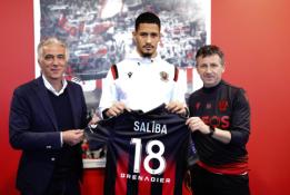 """W. Saliba įsitikinęs, kad nusipelnė šanso parodyti save """"Arsenal"""" gretose"""