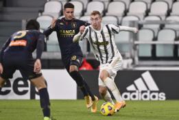 """""""Inter"""" ir """"Juventus"""" - Italijos taurės ketvirtfinalyje"""