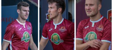 """""""Džiugo"""" gretose lieka trys svarbūs futbolininkai"""