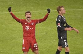 "Bundeslygoje – minimali ""Bayern"" pergalė"
