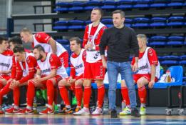 """K.Krasij apie """"Vytį"""" tarp 16 stipriausių Europos komandų: """"Tai garbingas pasiekimas"""""""