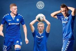 Kauno klubas atsisveikino su trim žaidėjais
