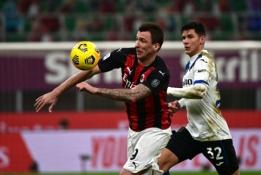 """""""Atalanta"""" puolimo banga nušlavė """"Milan"""" ekipą"""