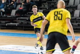 """Futsal lygoje """"Radviliškis"""" iškovojo antrąją sezono pergalę"""